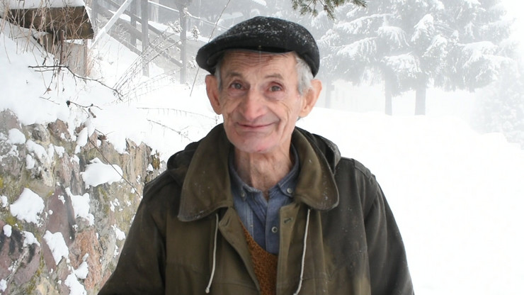 Vukomir Babić, Ravne Gore, Kušići