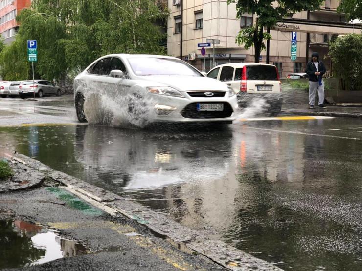 kiša, pljuskovi, bg