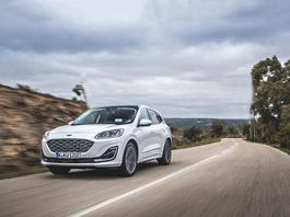 Nowy Ford Kuga – najlepszy w gamie