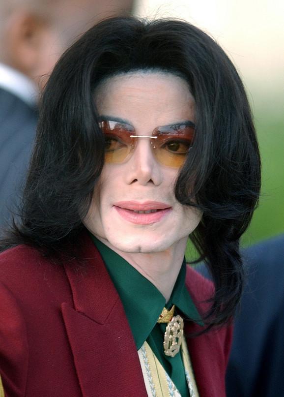 Džekson 2004. godine