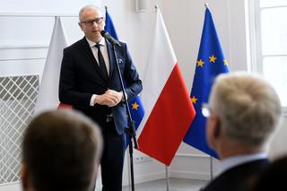 Premier odwołał wojewodę wielkopolskiego Łukasza Mikołajczyka
