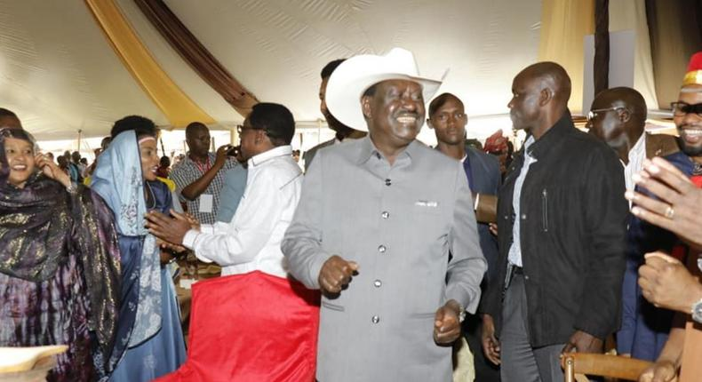 Photos of high profile guests attending Governor Anne Waiguru's wedding