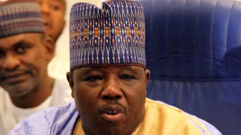 Former Governor of Borno State, Ali Modu Sheriff
