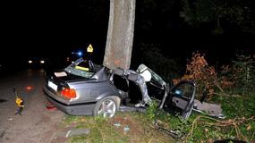 Śmiertelny wypadek - prawo jazdy miał jeden dzień
