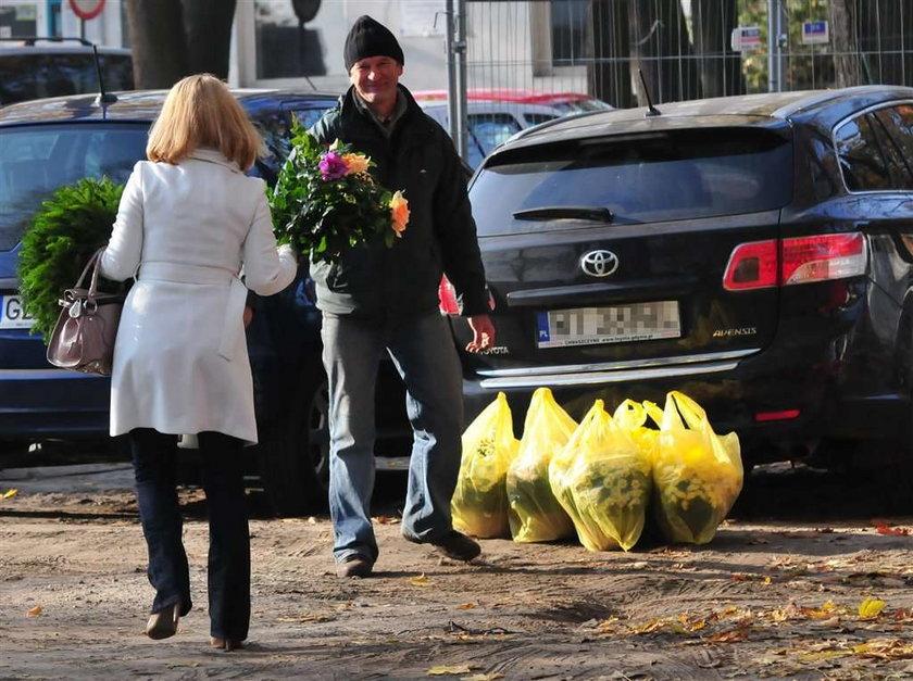 Żona premiera Tuska na zakupach. ZDJĘCIA!