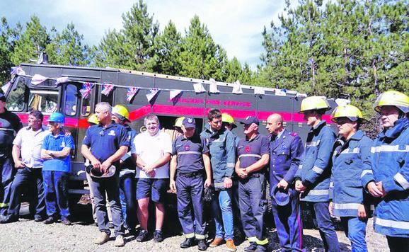 Dobrovoljno vatrogasno društvo iz Tometinog Polja ima 30 članova