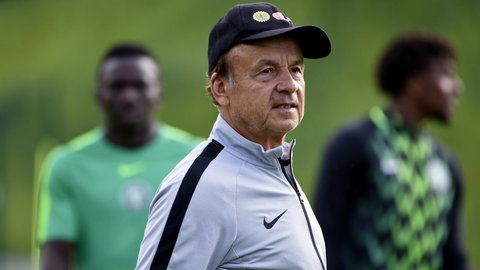 Gernot Rohr has been heavily criticized following Super Eagles recent results (Daily Post)