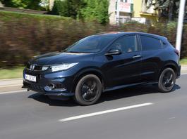 Honda HR-V – moc pod kontrolą