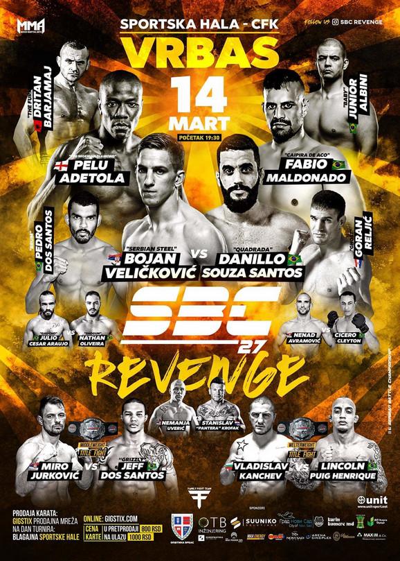 SBC 27 Revenge