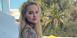 Monika Miller usunęła tatuaże? Pokazała nowe zdjęcie