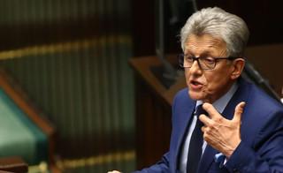 Piotrowicz: Uchwała SN to kolejny etap obrony przywilejów kasty sędziów