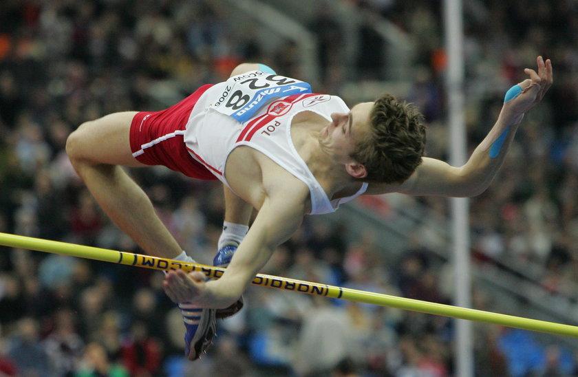 Robert Wolski to uczestnik igrzysk oraz halowych mistrzostw świata i Europy