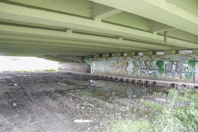 Zamkną most na Psie Pole
