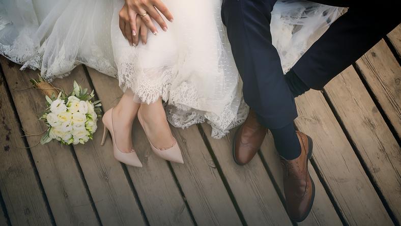 Wzruszająca przysięga ślubna