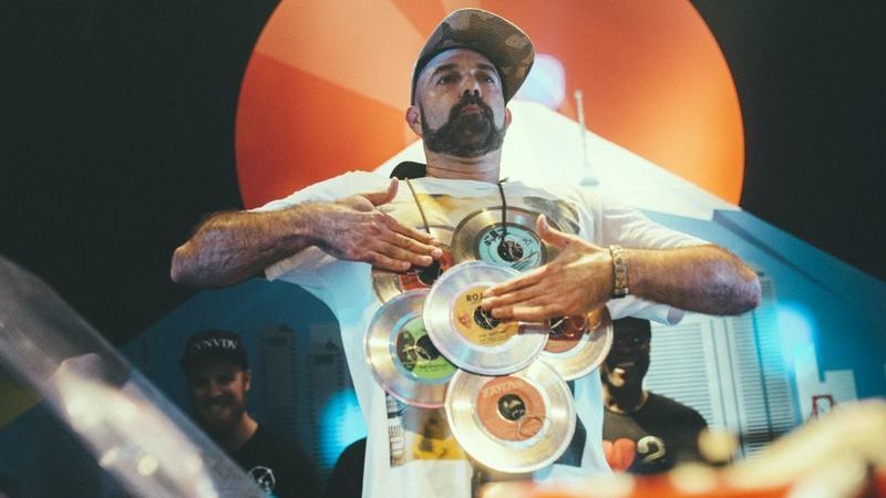 DJ Nu-Mark na Red Bull 3Style 2017
