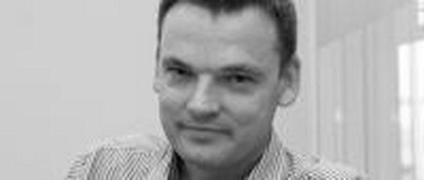 Krzysztof Jedlak, kierownik działu podatki