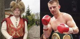 Wybory jak ring: Adamek kontra Olbrychski