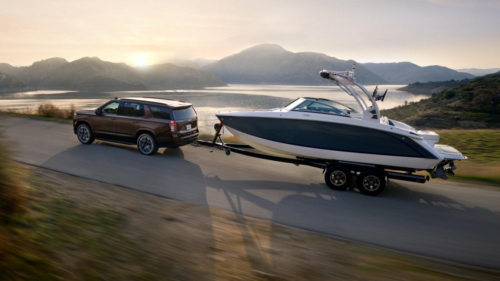 Nowe Chevrolety Tahoe i Suburban - jeszcze więcej mocy i zaawansowanej techniki