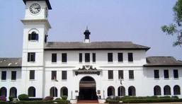 The Administration Block of Achimota School.