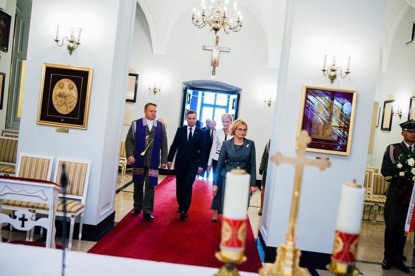 Prezydencka para
