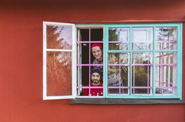 Jerz Igor zimą, fot. Michał Murawski