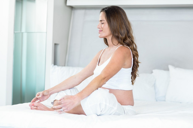 Dok meditirate, vaša kosa se regeneriše