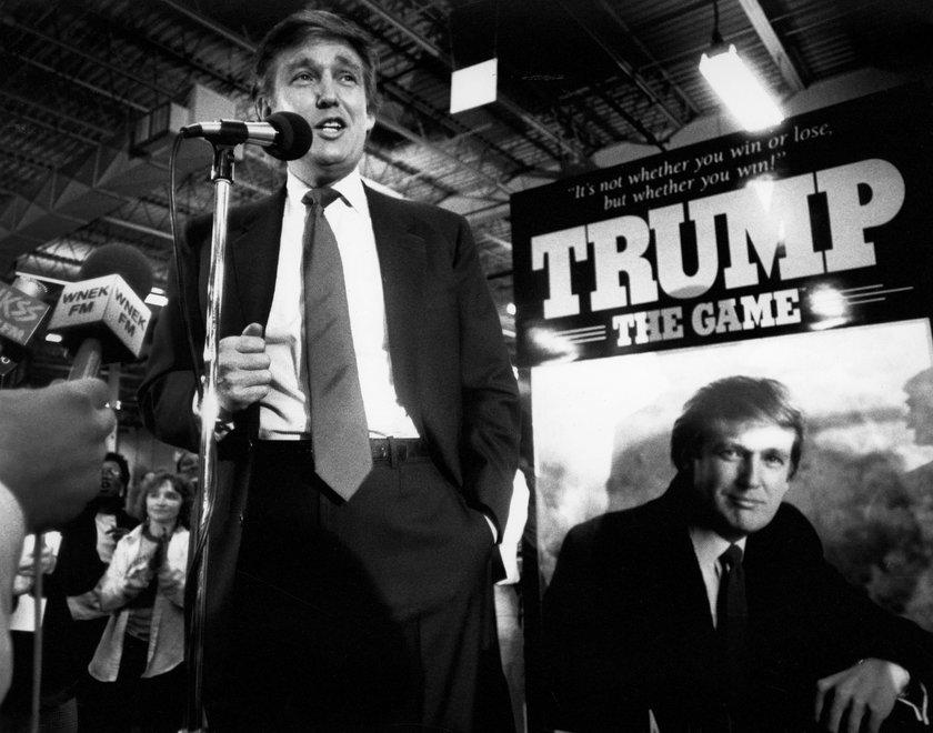 Donald Trump wygrał wybory prezydenckie w USA