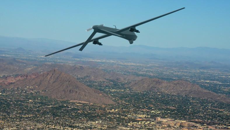 Wojsko zgubiło drona podczas ćwiczeń. Graś: Wszystko pod kontrolą