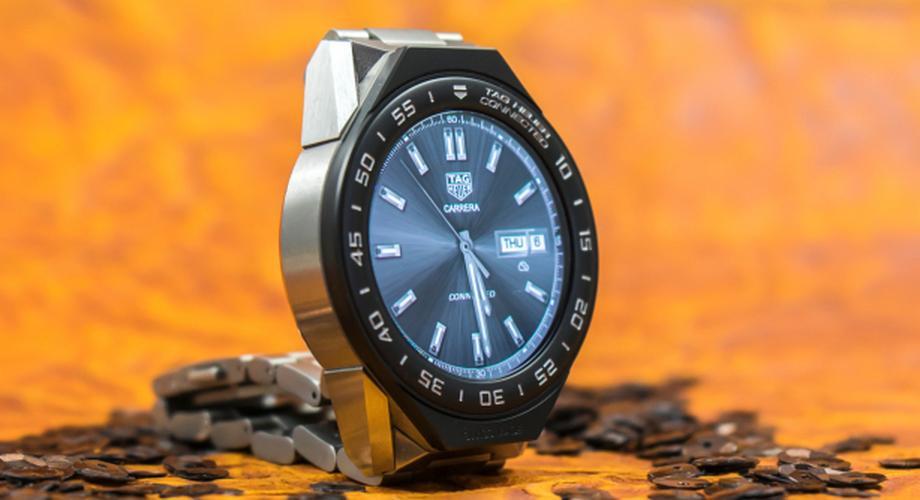 TAG Heuer Connected Modular 45: luxuriöse Smartwatch im Test