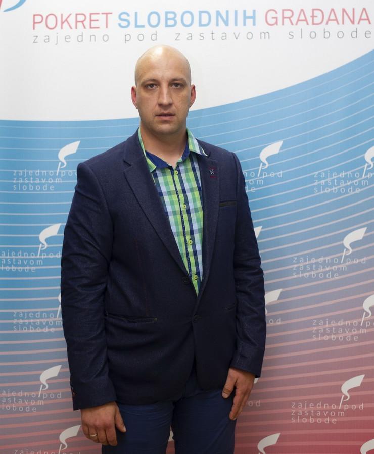 Predrag Jovovic poverenik PSG za Niš