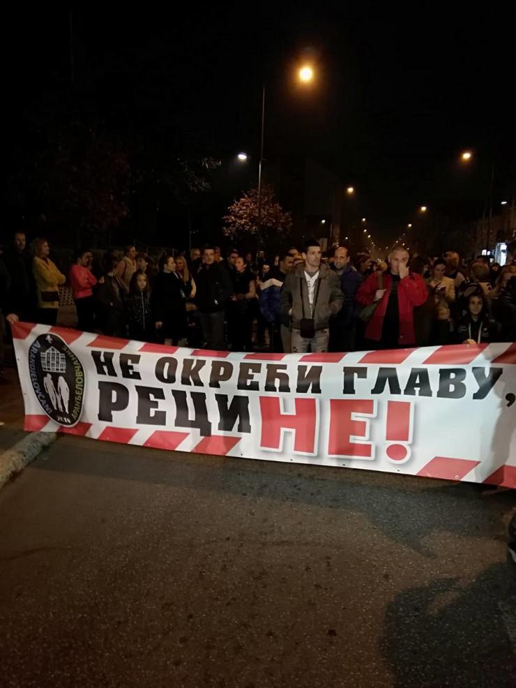 arandjelovac protest protiv droge