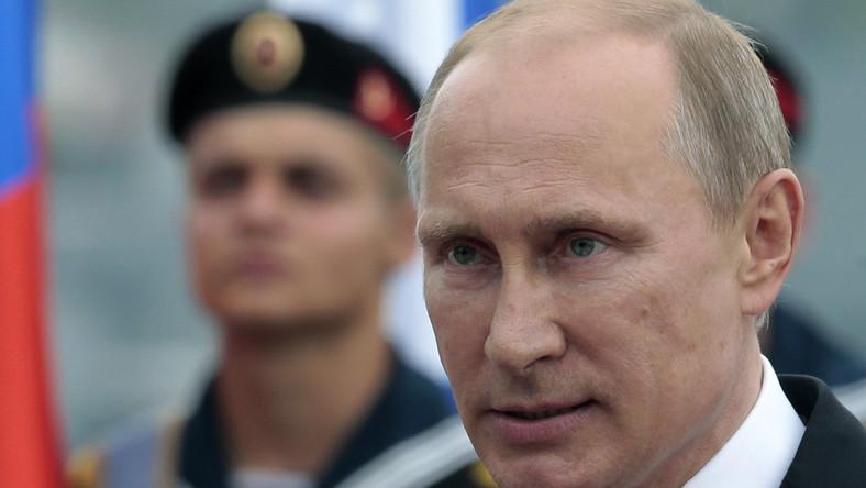 Putin z zadowoleniem przyjął pokojowy plan Poroszenki