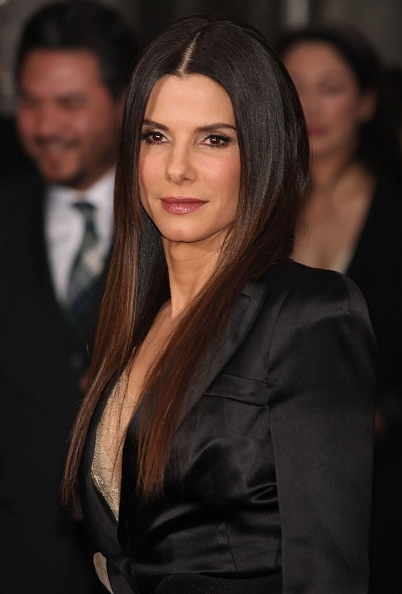 "Sandra Bullock na premierze ""Extremely Loud & Incredibly Close"""
