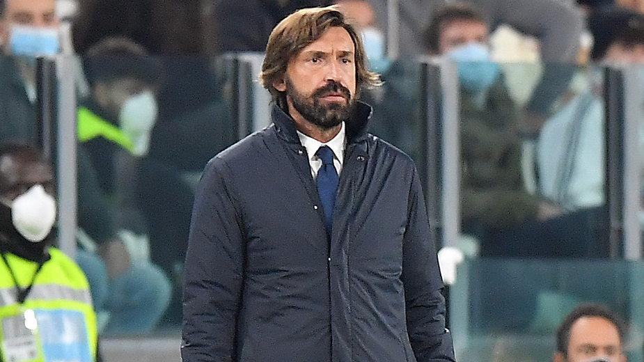 Andrea Pirlo, trener Juventusu Turyn