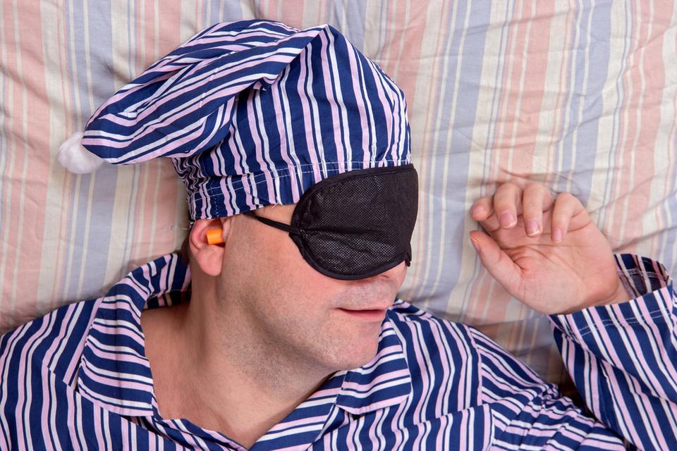 Zadbaj o właściwe warunki do spania