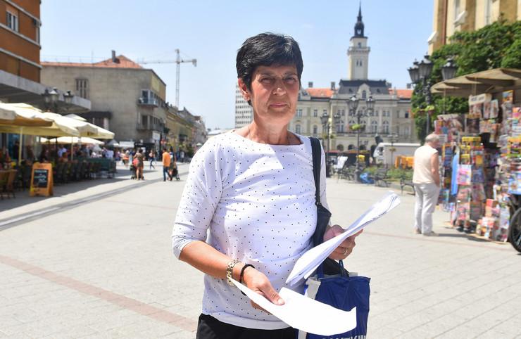 Slobodanka Ćurčić vodi bitku sa izvršiteljem