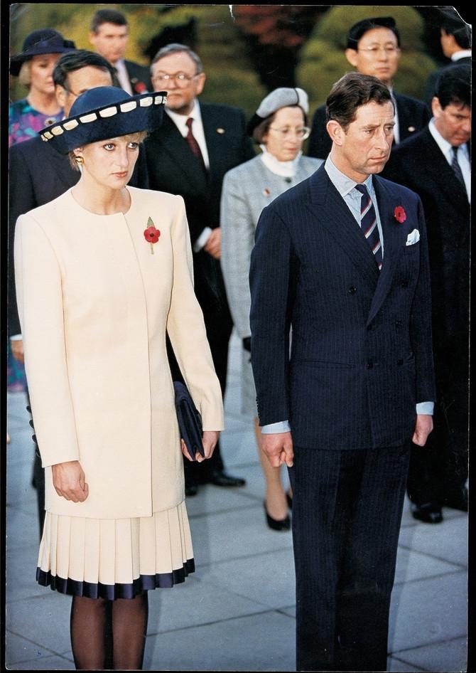U braku Dajane i Čarlsa rođeni su prinčevi Vilijem i Hari