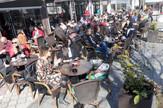 lepo vreme kafici baste Banjaluka