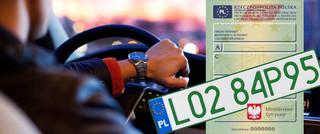 Nowe zielone tablice rejestracyjne już dostępne [GDZIE, ZA ILE, CO OZNACZAJĄ]