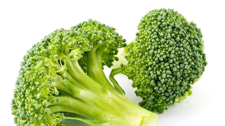 Suplementy zawierające aktywne składniki brokułów nie są w stanie zastąpić prawdziwych warzyw