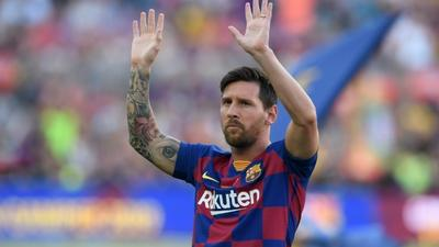 Lionel Messi and Cristiano Ronaldo top Forbes' 2020 list of the 10 highest-paid footballers
