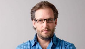 WallStreetBets founder Jaime Rogozinski.