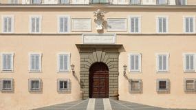 Watykan: papieski apartament w Castel Gandolfo dostępny dla zwiedzających