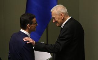 Kornel Morawiecki o decyzji KE: Potrzebny kompromis między władzą wykonawczą a sądowniczą