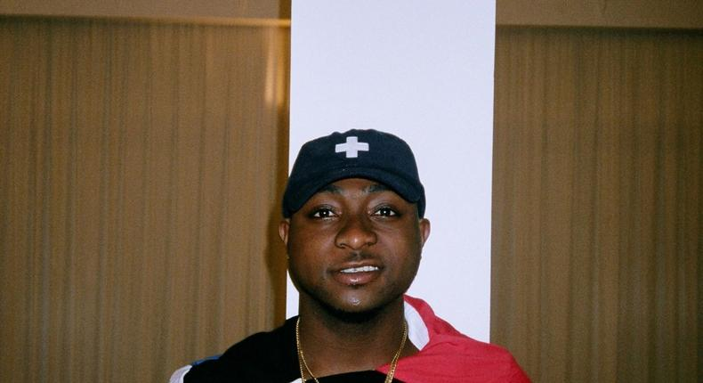 Davido captured by Places + Faces