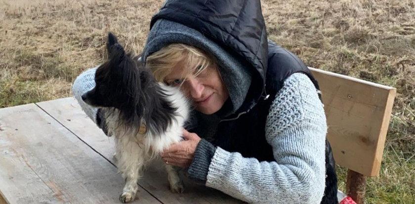 Kasprzyk po chorobie odpoczywa w górach. Pokazała zdjęcia z córką