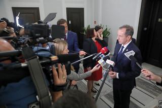 Grodzki: Rozpatrywanie w parlamencie tzw. ustawy bezkarnościowej to skandal, bardziej przypomina to rodzinę Soprano