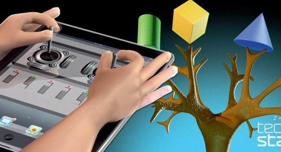 Apple arbeitet an 3D-Gesten für Touchscreens