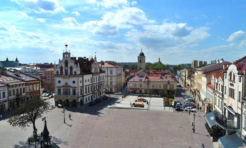 Panorama Rzeszowa