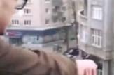student iz ukrajine, pucanje sa prozora